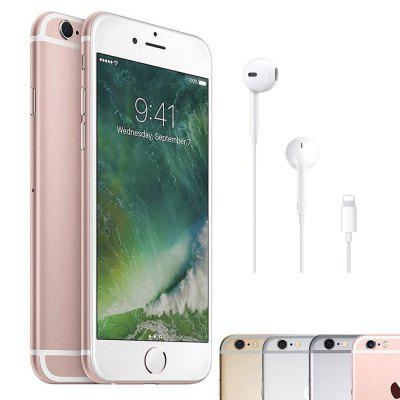Apple IPhone 6S Plus IOS 2GB ROM 5.5 Inch IPS 12MP Fingerprint 2750MAh Battery 4G LTE Smart Phone WIFI GPS Global Version