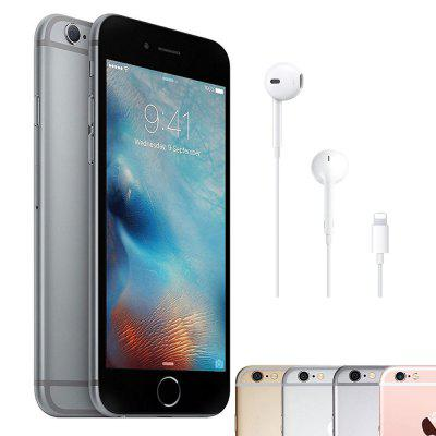 Apple iPhone 6s RAM 2GB 4.7 inch iOS dual-core 12.0MP camera fingerprint 4G LTE unlocked mobile phone global version