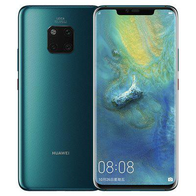 Huawei Mate 20 Pro 6.39 Inch 6GB RAM 4200mAh Battery Android 9 Octa-core 4x2.6 GHz GPS Dual SIM Smartphone Global Version