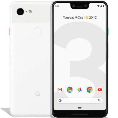 Google Pixel 3 XL SIM 6.3 Inches Android 9.0 Octa-Core 4x2.5 GHz 3430MAh Battery Smartphone Global Version Image