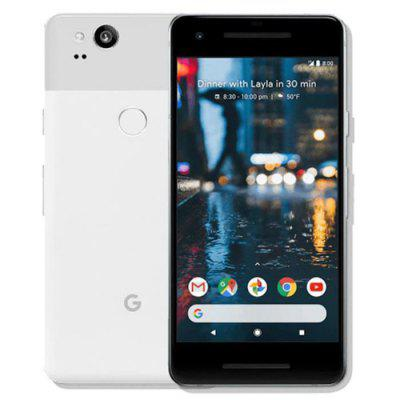Google Pixel 2 SIM 5.0 Inches Android 8.0 Octa-Core 4x2.35 GHz 2700MAh Battery Smartphone Global Version Image