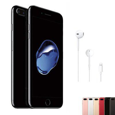 Apple IPhone 7 Plus Unlocked Mobile Phone 12MP Two Camera Wide-Angle 4G LTE 5.5 Inch Quad Core A10 3G RAM Global Version Image