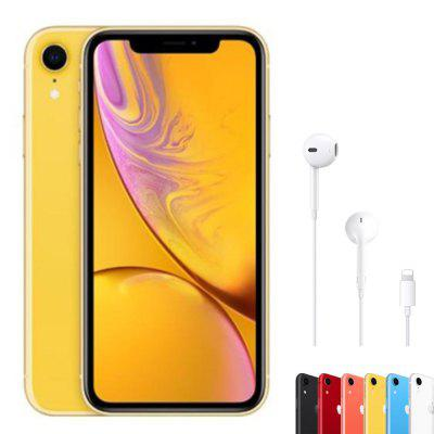 IPhone XR 6.1 Inch Liquid Retina Display 4G LTE IOS Smartphone FaceID 12MP Camera IP67 Waterproof for Outdoor Global Version Image
