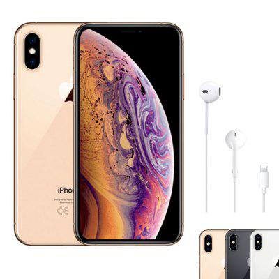 IPhone XS Max 6.5 Inch 2.49GHz Smartphone Phone With Dual Card  Full Screen Global Version Image