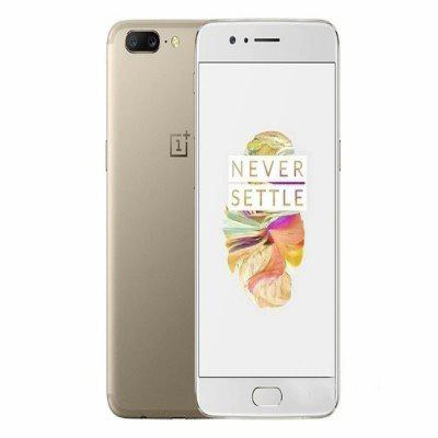 Oneplus 5 5.5 Inches Android 6.1.1 Octa-Core 4x2.45 GHz 3300mAh Battery Smartphone Global Version Image
