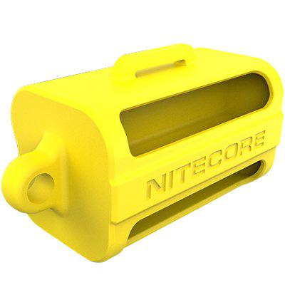 NITECORE NBM40 Silicon Case Holder Storage Box Portable Battery Magazine 18650