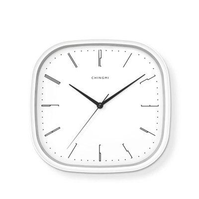 New Youpin Chingmi QM-GZ001 Wall Clock Ultra-quiet Ultra-precise Famous Designer Design Simple Style For Free Life