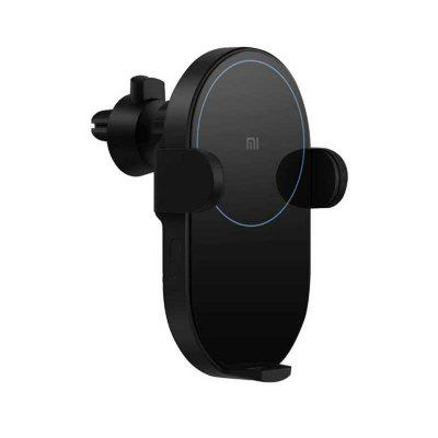 Mi 20W Max Qi Wireless Car Charger WCJ02ZM Auto Pinch with Intelligent Infrared Sensor Fast Charging Phone Holder