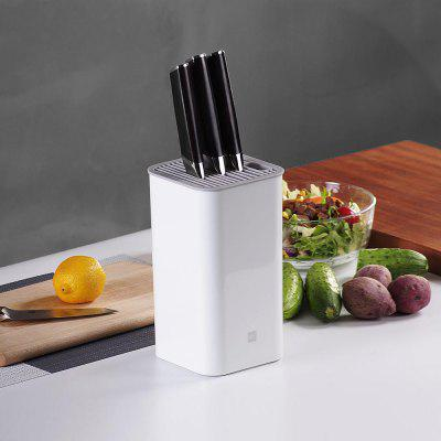 Original Huohou Kitchen Knife Holder Multifunctional Storage Rack Tool Block Stand Accessories