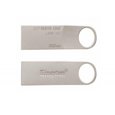 Original Kingston usb flash drive USB 3.0 DataTraveler SE9G2 Flash Disk 16GB/32GB/64GB DTSE9G2 Metal U