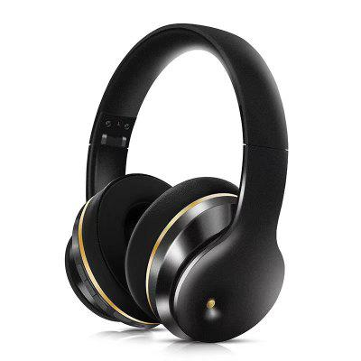 Фото - EL528 ANC Bluetooth Headphones Active Noise Cancelling Headset Foldable Hifi Deep Bass Earphones with Microphone for Music for left hand drive for bmw 2 series active tourer f45 gran tourer f46 2015 2018 car styling matte gear box panel cover 1