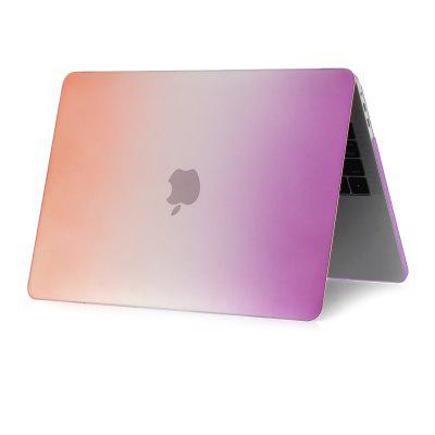 Rainbow color Laptop Protective Cover Case for MacBook 13.3 Air Pro Retina