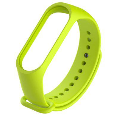 Bracelet for Xiaomi Mi Band 5 Sport Strap Silicone Wrist For Miband Replacement