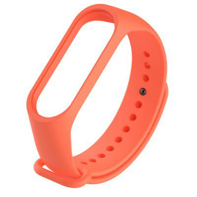 Bracelet for Xiaomi Mi Band 3 4 5 Sport Strap Silicone Wrist For Miband Replacement