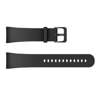 Soft Silicone Pure Color Strap For Samsung Galaxy Gear Fit 2 Pro R365 Watch Band Wrist Straps for SM-R360