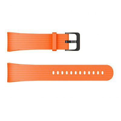 Soft Silicone Pure Color Strap For Samsung Galaxy Gear Fit 2 Pro R365 Watch Band Wrist Straps for Samsung Gear Fit 2 SM-R360
