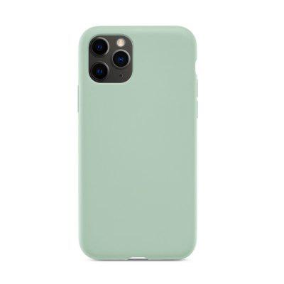High Quality Solid Colored Silicone Case for iPhone 12 11 Pro Max X Xs XR 7 7plus 8 8plus 6 6s 6plus SE2020 Shockproof Protective Cover