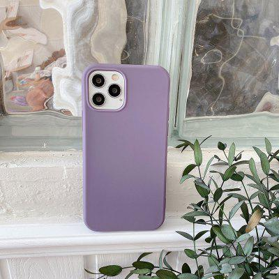 Solid Colored Candy TPU Case For iPhone 12 Mini Pro Max 11 X XS XR 7 7plus 8 8plus 6 6S plus Shockproof Cover
