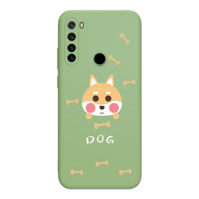 Zodiac Silicone Case for Xiaomi Redmi Note 8 Shockproof Protective Case Cover protective silicone walkie talkie case for baofeng 5r 5ra 5re 5rb tyt f8 black