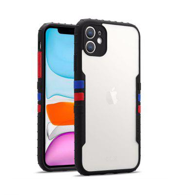 Fashion Acrylic Phone Case for iPhone 12 11 Pro Max X Xs XR 7 7plus 8 8plus 6 6s Plus SE2020 Shockproof Protective Cover