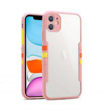 Fashion Acrylic Phone Case for iPhone 12 11 Pro Max X Xs Xs Max XR 7 7plus 8 8plus 6 6s Plus SE2020 Shockproof Protective Case Cover