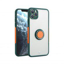 Fashion Double Color Case with Ring Holder for iPhone 12 11 Pro Max X Xs Xs Max XR 7 7plus 8 8plus 6 6s Plus iPhone SE2020 Case Cover