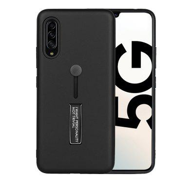 Armor Shockproof Case for Samsung Galaxy A7 A9 A10 A20 A30 A50 Series Solid Color Protective Cover Shell