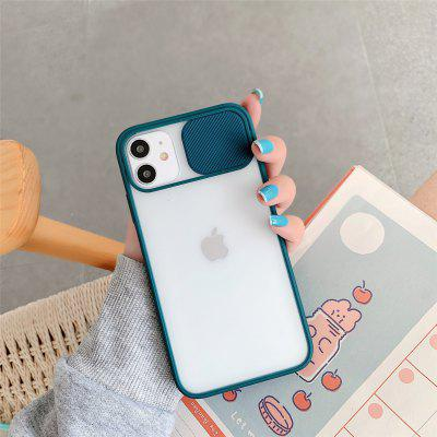 Fashion Acrylic Phone Case for iPhone 12 11 Pro Max X Xs XR 7 7plus 8 8plus SE2020 Shockproof Protective Cover