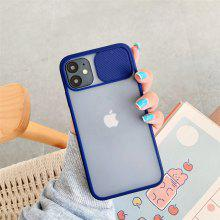 Fashion Acrylic Phone Case for iPhone 12 11 Pro Max X Xs Xs Max XR 7 7plus 8 8plus SE2020 Shockproof Protective Case Cover