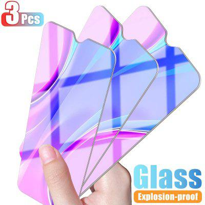 3Pcs Protective Glass For Xiaomi Redmi 9A 9C 7 8 9 Poco x3 NFC F1 F2 Pro Film Tempered Glass For Redmi Note 9 9S 8 10T Pro Max Screen Protector Glass 2pcs frosted matte 9d tempered glass for xiaomi poco m3 x3 nfc f2pro redmi note 9 9s 9 pro anti fingerprint screen protector protective film