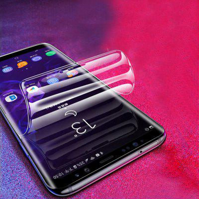 Silicone TPU Hydrogel Sticker Film For Samsung Galaxy S10 S9 S8 S10E Note 10 Lite PLUS 9 8 A50 M30s Full Cover Screen Protector