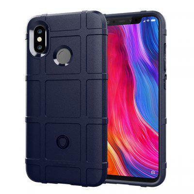 Soft Silicone Rugged Shield Case Armor Hybrid Matte Cover Shell For Redmi Note 8 Pro 9s 7A note10 Back Phone Xiaomi9