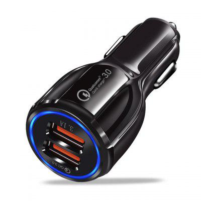 Fast Car Charger QC3.0 2.0  Travel Charging Head