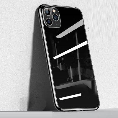All-inclusive Lens Transparent Soft Silicone Phone Case Ultra-thin Anti-drop Protective Cover for IPhone12 11 Pro Max Mini X XR XS