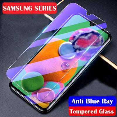 Anti Blue Light Ray Tempered Glass For Samsung Galaxy Note 10 Lite S10 S20 FE A10 A20 A20s A12 A30 A30s A50 A50s A21s A31 A51 A71