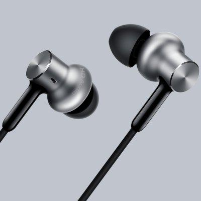 Фото - 100% Original Xiaomi Mi In Ear Pro Headphones HD сегвей xiaomi ninebot mini pro белый