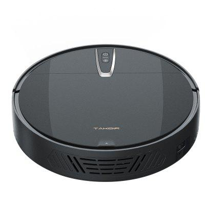 Original M2 Robot Wet and Dry Vacuum Cleaner  Automatic Recharge Lidar Laser Navigation 55dB Low Noise 1800Pa Suction 600ml Dust Box