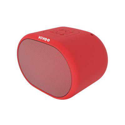 KIVEE HY22 Universal Portable Mini Wireless Bluetooth Speaker Loudspeaker Stereo Surround Support FM TF USB AUX Outdoor Speakes