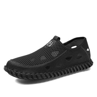 New Summer Men Sneakers Fashion Spring Outdoor MenS Shoes Casual Comfortable Mesh Flat Loafers Size 38-46
