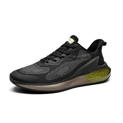New Breathable Mesh Mens Casual Shoes Man Leisure Walking Driving Footwear Male Outdoor Sport Sneakers Car Size 39-46