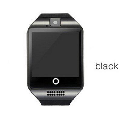 Q18 Smart Watch Wearing Bluetooth Card For Telephone Call Curved Screen Smart Watch