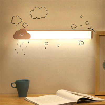 Clouds USB Charging Desk Lamps Student Dormitory Eye Protection Read Lights Bedroom Learning Night Lights Home Sleeping Lamps