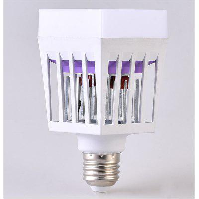 E27 LED Mosquito Killer Bulb  LED Bulb Mosquito Insect Killer Lamp 2 In 1 Mosquito Trap Night Light Zapper For Baby Kids