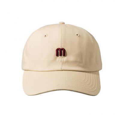 Fashionable embroidered baseball cap and are essential for outdoor sports