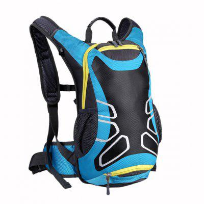 Outdoor sports backpack riding