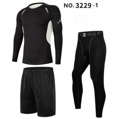 Sport suit  Three-piece gym
