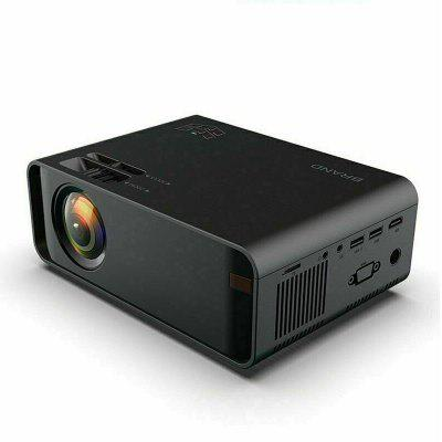 1080P LED Smart Home Theater Projector Android IOS HD Wifi 3D Video Movie