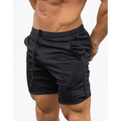 Male Fitness Bodybuilding Casual Shorts