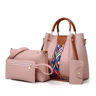 Fashion Lady Color PU Bag