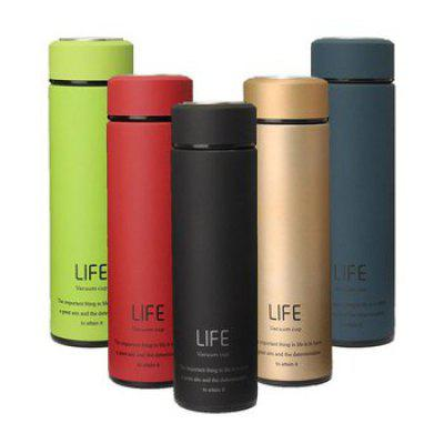 Stainless Steel Vacuum Coffee Tea Cup Mug Travel Insulated Container Office Water Bottle